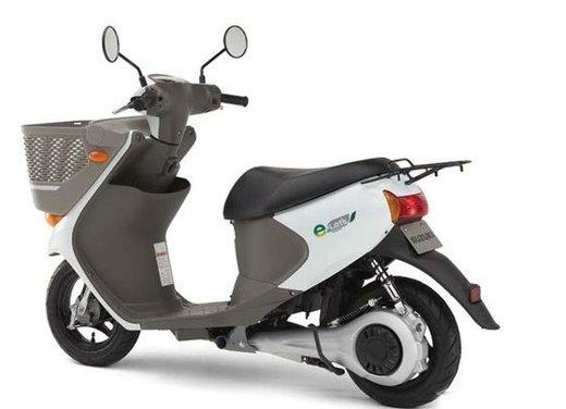 Suzuki e-Let's in commercio in Giappone - Foto 5 di 13
