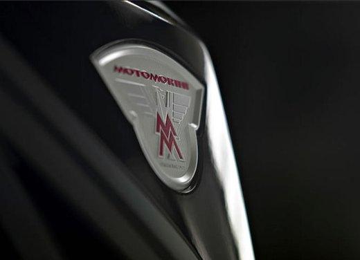 Moto Morini Rebello 1200 Giubileo: 600 modelli all'asta per festeggiare - Foto 10 di 15
