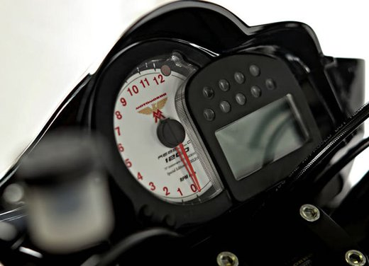 Moto Morini Rebello 1200 Giubileo: 600 modelli all'asta per festeggiare - Foto 11 di 15
