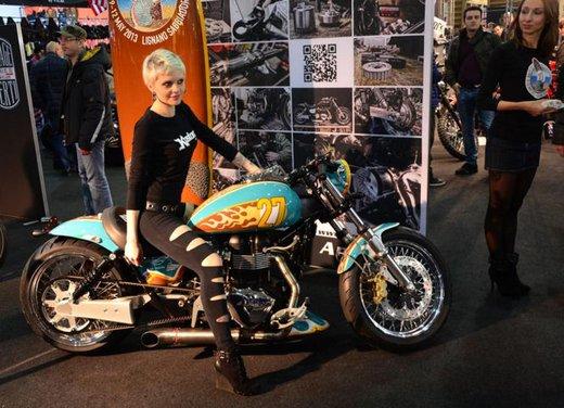 Triumph America by Free Spirits per il Biker Fest International 2013