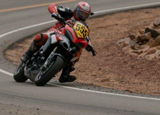 Ducati Multistrada 1200 S torna alla Pikes Peak 2012 - Foto 27 di 34