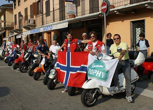 Vespa World Days 2011: in Norvegia a migliaia per festeggiare i 65 anni di Vespa - Foto 15 di 20