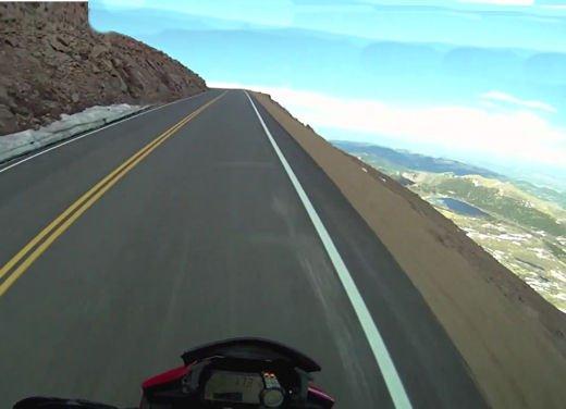 Ducati Multistrada 1200 si prepara alla Pikes Peak International Hill Climb 2011 - Foto 3 di 23
