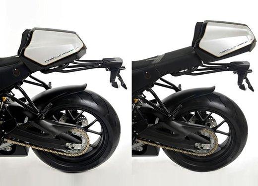 Moto Morini Rebello 1200 Giubileo: 600 modelli all'asta per festeggiare - Foto 14 di 15