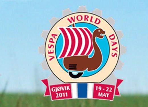 Vespa World Days 2011: in Norvegia a migliaia per festeggiare i 65 anni di Vespa - Foto 17 di 20