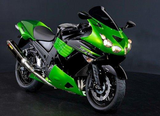 Nuova Kawasaki ZZR 1400 a Eicma 2011? - Foto 7 di 17