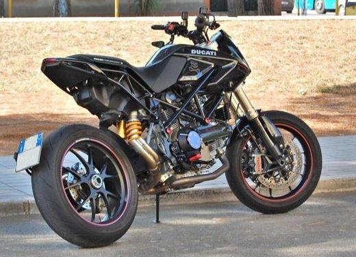 Ducati Hypermotard Black Devil Special - Foto 2 di 9
