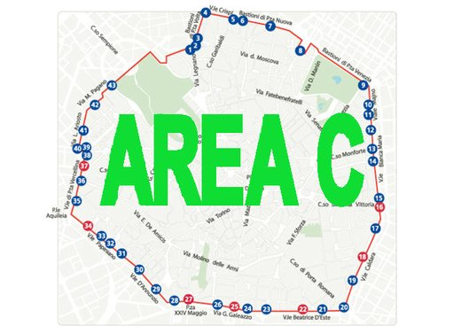 Area C Milano torna a pagamento dal 15 giugno - Foto 2 di 6