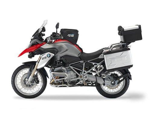 BMW R 1200 GS: gamma accessori per l'adventure bike