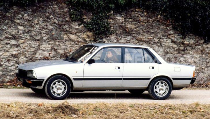 Peugeot 505: l'ultima a trazione posteriore del Leone - Foto 1 di 2