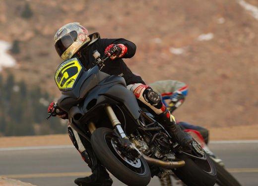 Ducati Multistrada 1200 S torna alla Pikes Peak 2012 - Foto 11 di 34