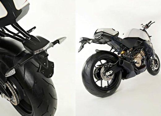 Moto Morini Rebello 1200 Giubileo: 600 modelli all'asta per festeggiare - Foto 15 di 15