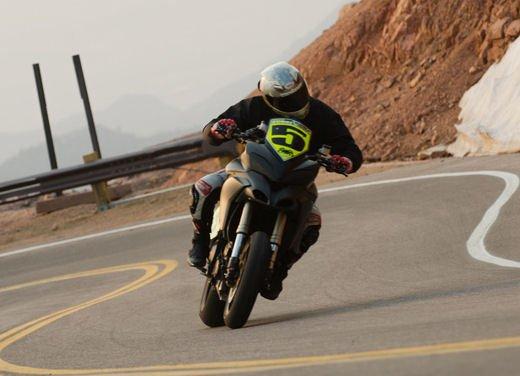 Ducati Multistrada 1200 S torna alla Pikes Peak 2012 - Foto 1 di 34