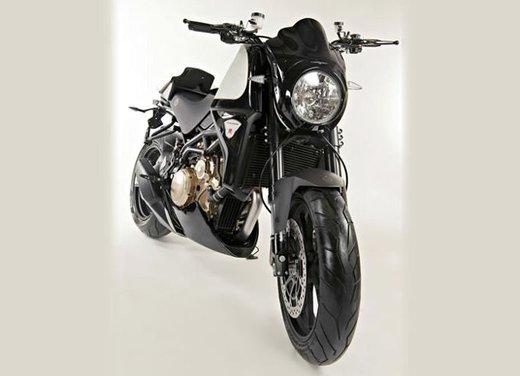 Moto Morini Rebello 1200 Giubileo: 600 modelli all'asta per festeggiare - Foto 3 di 15