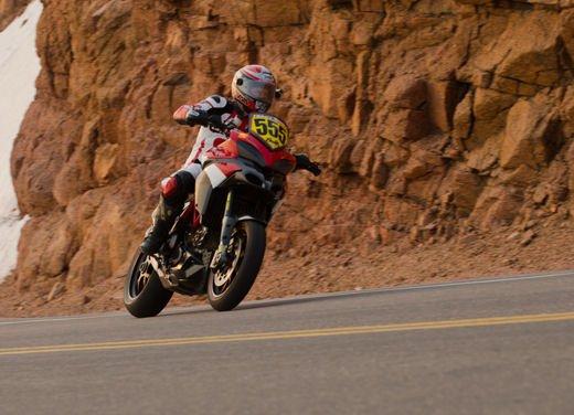 Ducati Multistrada 1200 S torna alla Pikes Peak 2012 - Foto 33 di 34