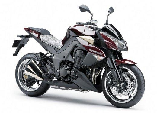 Kawasaki Z1000 - Foto 4 di 19
