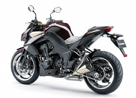 Kawasaki Z1000 - Foto 5 di 19