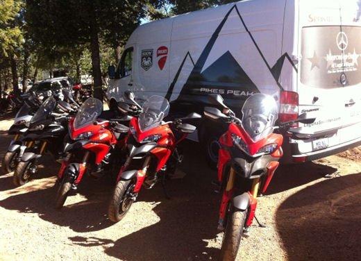 Ducati Multistrada 1200 S torna alla Pikes Peak 2012 - Foto 22 di 34