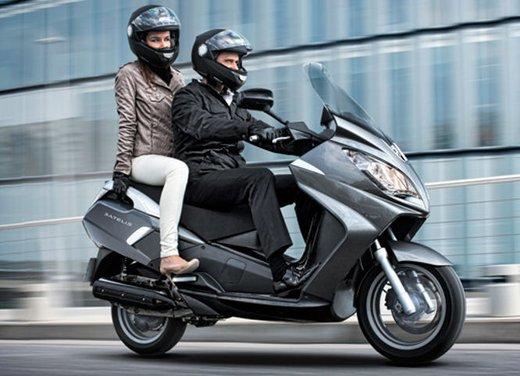 Peugeot Scooters, a Motodays 2013 un'anteprima mondiale - Foto 3 di 12