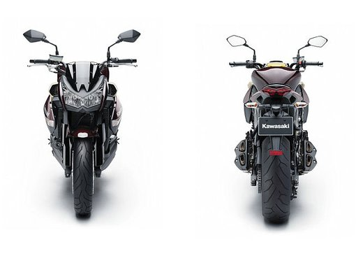 Kawasaki Z1000 - Foto 9 di 19