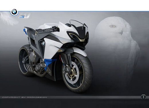 BMW K 1600 Ghost