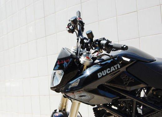 Ducati Hypermotard Black Devil Special - Foto 5 di 9