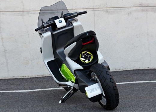 BMW Concept e - Foto 14 di 38