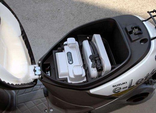 Suzuki e-Let's - Foto 9 di 13