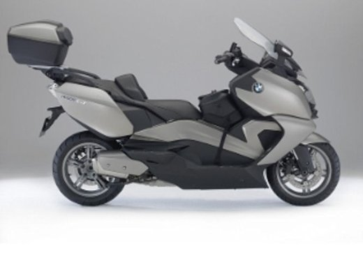 BMW C 650 GT video ufficiale del maxi scooter turistico BMW - Foto 68 di 76