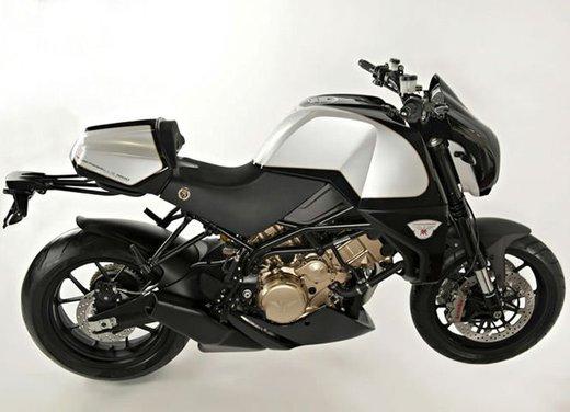 Moto Morini Rebello 1200 Giubileo: 600 modelli all'asta per festeggiare - Foto 2 di 15