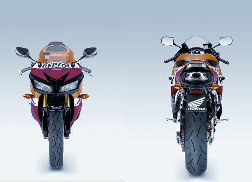 Honda CBR600RR C-ABS - Foto 19 di 19