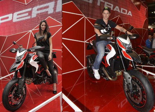 Ducati Riding Experience 2013 in sella a Ducati 1199 Panigale, Multistrada, Hypermotard e Monster - Foto 7 di 8