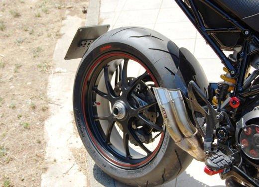 Ducati Hypermotard Black Devil Special - Foto 6 di 9