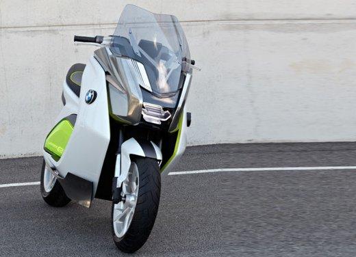 BMW Concept e - Foto 15 di 38