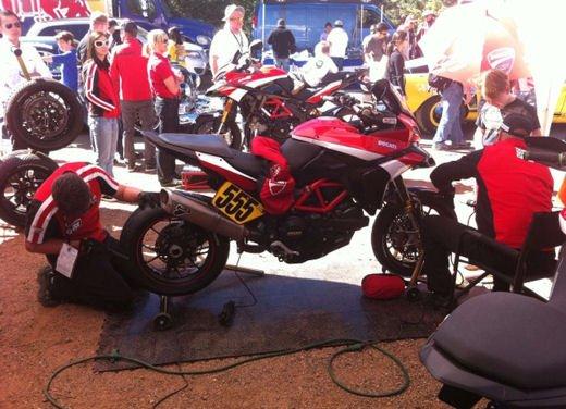 Ducati Multistrada 1200 S torna alla Pikes Peak 2012 - Foto 25 di 34