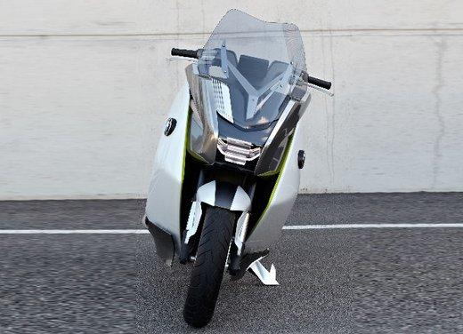 BMW Concept e - Foto 16 di 38
