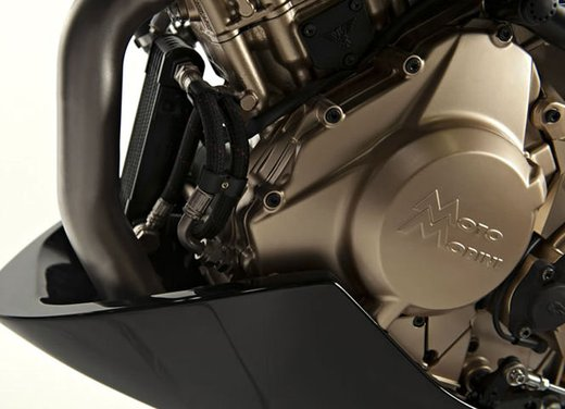 Moto Morini Rebello 1200 Giubileo: 600 modelli all'asta per festeggiare - Foto 5 di 15