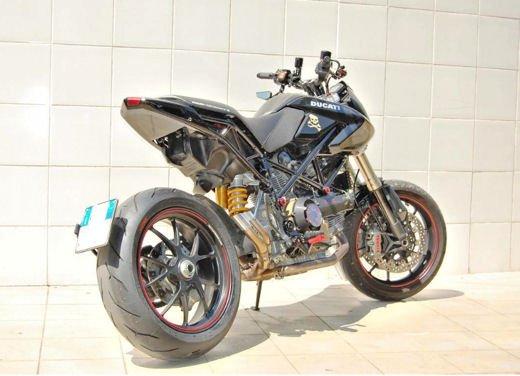 Ducati Hypermotard Black Devil Special - Foto 3 di 9