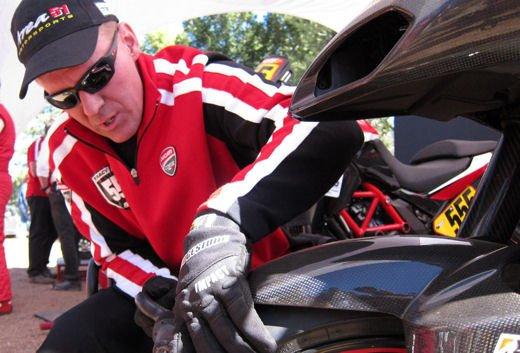 Ducati Multistrada 1200 S torna alla Pikes Peak 2012 - Foto 2 di 34