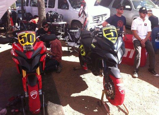 Ducati Multistrada 1200 S torna alla Pikes Peak 2012 - Foto 26 di 34