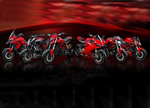 Novità Ducati 2013: 20 anni di Monster e nuova gamma Hypermotard