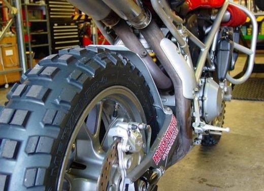 Ducati 999 Beach Racer: una superbike diventa una off-road da spiaggia - Foto 11 di 12