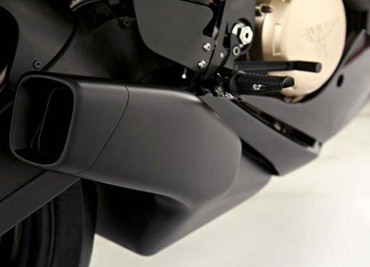Moto Morini Rebello 1200 Giubileo: 600 modelli all'asta per festeggiare - Foto 8 di 15