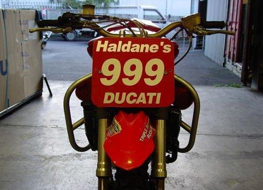 Ducati 999 Beach Racer: una superbike diventa una off-road da spiaggia - Foto 9 di 12