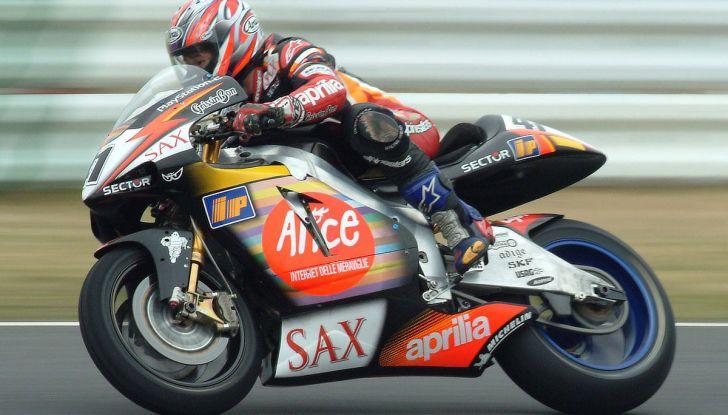 Addio a Ivano Beggio: lanciò Rossi, Biaggi e Melandri nella MotoGP - Foto 2 di 5