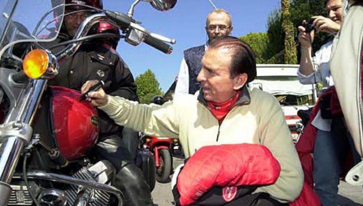 Addio a Ivano Beggio: lanciò Rossi, Biaggi e Melandri nella MotoGP - Foto 4 di 5