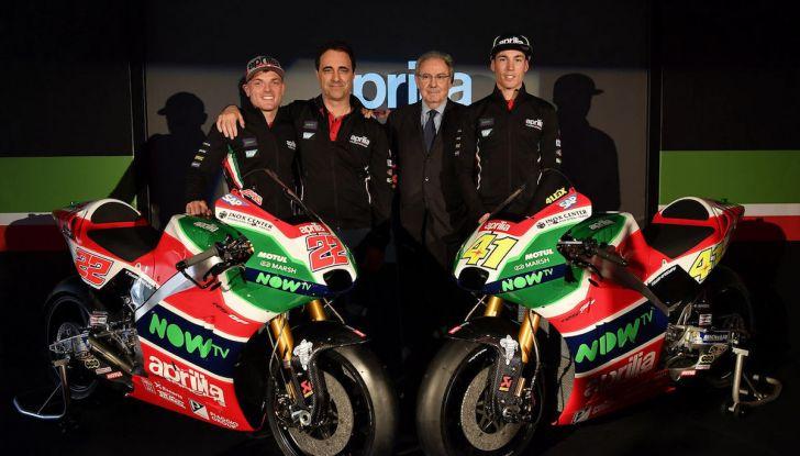 Addio a Ivano Beggio: lanciò Rossi, Biaggi e Melandri nella MotoGP - Foto 5 di 5