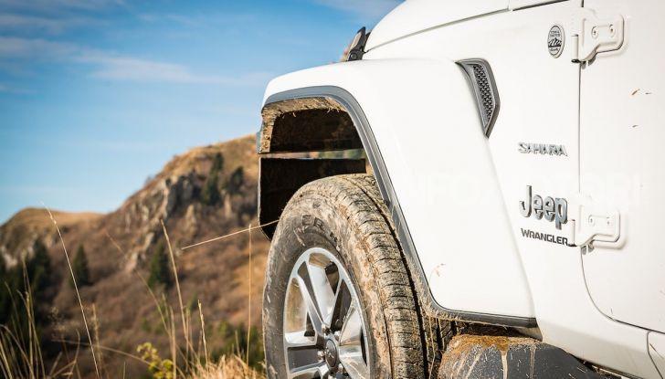 Prova nuova Jeep Wrangler 2018: la regina dell'offroad torna più forte - Foto 18 di 58