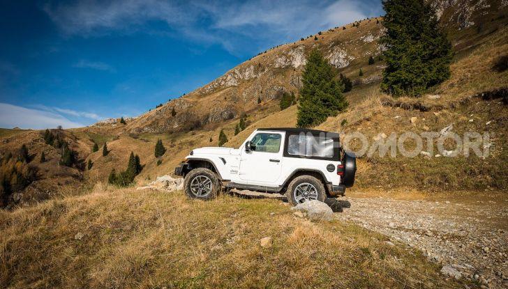 Prova nuova Jeep Wrangler 2018: la regina dell'offroad torna più forte - Foto 10 di 58