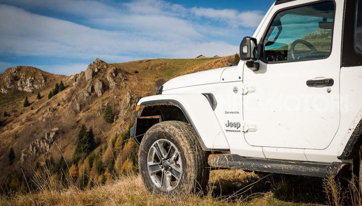 Prova nuova Jeep Wrangler 2018: la regina dell'offroad torna più forte - Foto 11 di 58